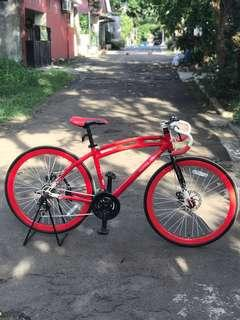 Sepeda Road Bike Doppelganger D12 Speedmetal