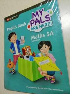 My pals are here maths 5