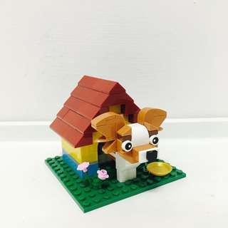 『復刻版』樂高 新品 全新 鑽石積木 積木玩具 寵物
