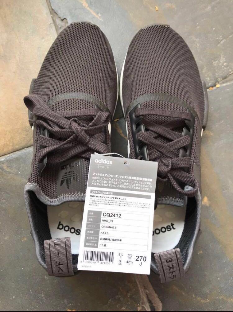 ec24780c5 2019 Flash ⚡️Sales! Adidas NMD R1 US9