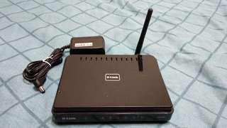 無線分享器