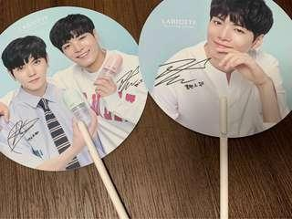 Nuest W official Labiotte Merch