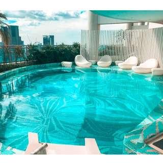 Staycation at Acqua Private Residences