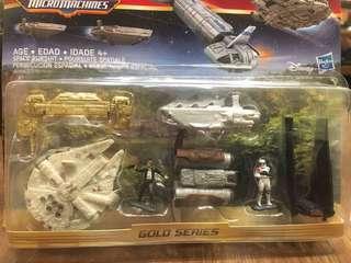 Star Wars Hasbro Gold Series Micromachine