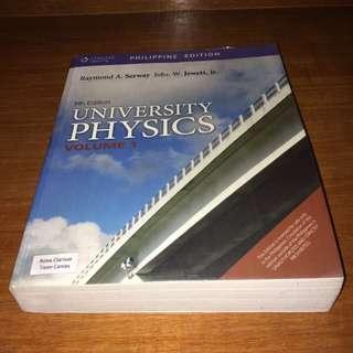 University Physics by Serway