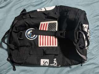 Supreme x Northface bagpack