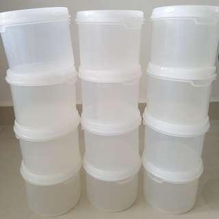Toyogo Tupperware - $5 each