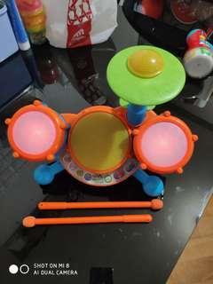 嬰兒玩具 音樂鼓