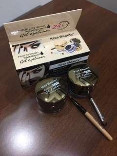 Kiss Beauty gel eyeliner