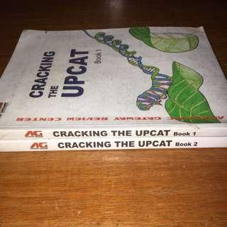 Cracking the UPCAT (UPCAT Reviewer)