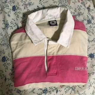 Vintage converse rugby shirt