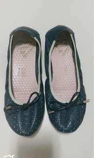Fiorucci Italy Ballet Flat Shoes