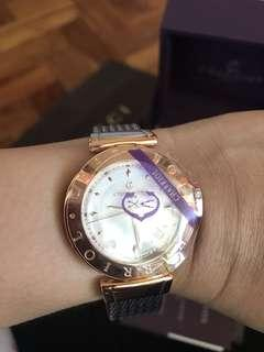 Brand new and authentic 34MM Charriol watch