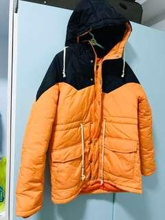 BN Unisex CAMILLE Winter Jacket With Hood Winter Down Jacket with tag