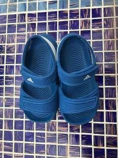 Adidas 小童 幼童 BB 涼鞋 內長14cm