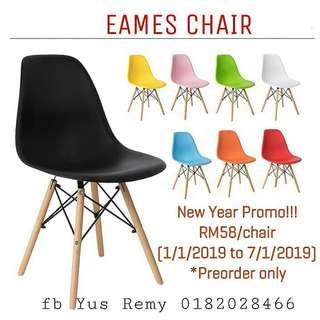 Eames Chair PROMOTION