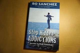 Stop Hidden Addictions: 7 Secrets to Real Freedom by Bo Sanchez
