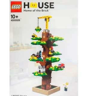 LEGO House Tree of Creativity (BNIB)