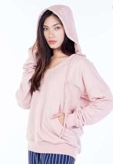Myrubylicious ASHER HOODIE Dusty Pink