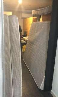 Clearance sales !! Queen size mattress for sale