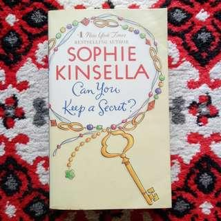 Can You Keep a Secret by Sophie Kinsella (Chick Flicks)