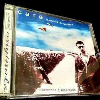 CD Care feat Ian Broudie (Lightning Seeds). Diamonds & Emeralds