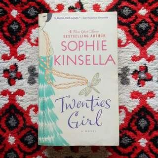 Twenties Girl by Sophie Kinsella (Chick Flicks)