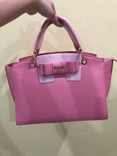 Samantha Vegas Pink Bag