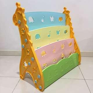 Children Book Rack Shelf
