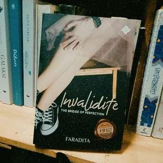 Novel Invalidite || [Novel wattpad]