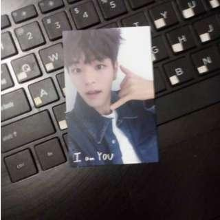 STRAY KIDS SEUNGMIN PHOTOCARD I AM YOU ALBUM