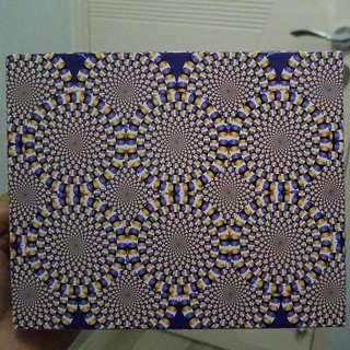 錯覺拼圖 (150塊)連框可掛