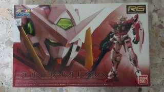 RG Gundam Exia Clear Expo Tran-am Ver