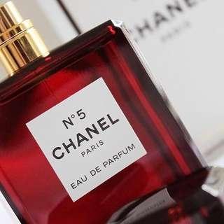 Chanel no.5香水 限量版  3.4 FL. OZ. $900