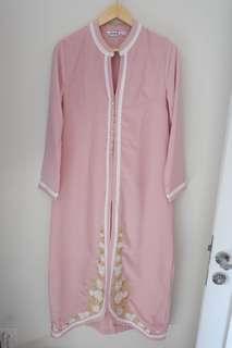 Longdress Mint Baby Pink