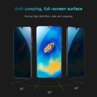 Baseus HuaWei Mate 20 / Pro Tempered Glass 0.3MM All-Screen Arc-surface screen protector