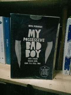 BONUS PIN // Novel My possessive bad boy - Bayu Permana [Novel wattpad]