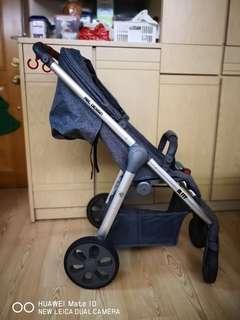 95% New ABC Design Mint Stroller