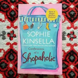 Confessions of a Shopaholic by Sophie Kinsella (Chick Flicks)