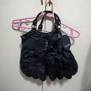Imported Black Bag