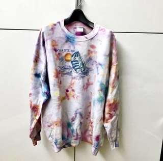 Handmade Tie Dye Sweatshirt