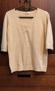 🚚 MK七分袖小毛衣