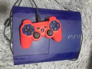 PS3 500GB Superslim with Games