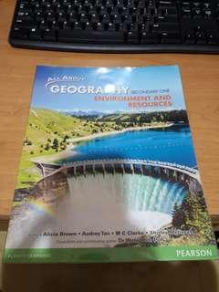All about geography - environment & resources