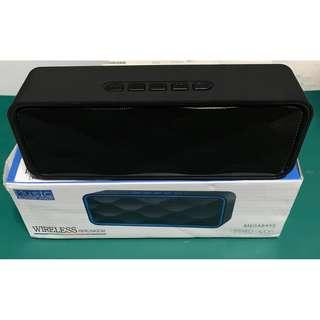 Wireless Speaker A2DP with FM Function