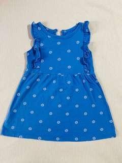 Carter's嬰幼兒裙 (6-12m)