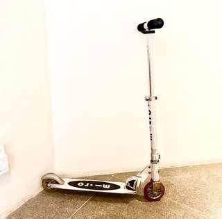 Authentic Micro Foldable Scooter (Swiss-Designed)