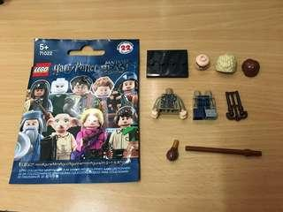 LEGO Minifigures 71022 Harry Potter and Fantastic Beasts Series 1 - Alastor Mad-Eye Moody No.14 瘋眼 哈利波特 怪獸與牠們的產地 樂高 人仔 模型