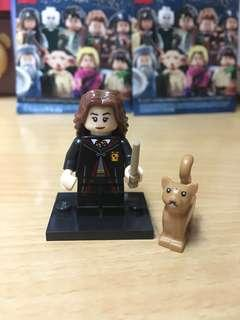 LEGO Minifigures 71022 Harry Potter and Fantastic Beasts Series 1 - Hermione Granger 哈利波特 妙麗格蘭傑 人仔 模型 樂高 與牠們的產地