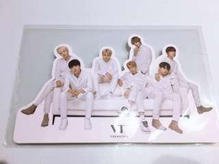 BTS VT cosmetics official standee